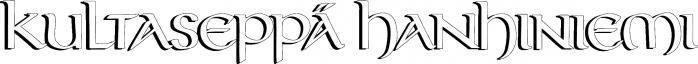 Kultaseppä A. Hanhiniemi, avoin yhtiö